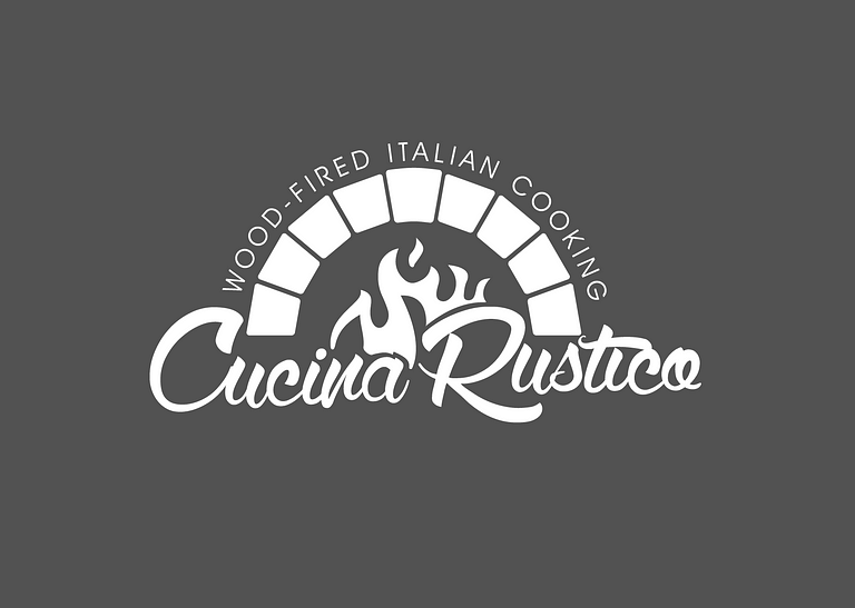 Cucina Rustico Logo Design & Graphic Design
