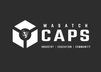 Wasatch Caps, Logo Design, Graphic Design & Web Design