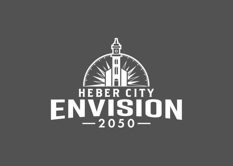 Envision Heber 2050 Logo Design, Web Design & Graphic Design