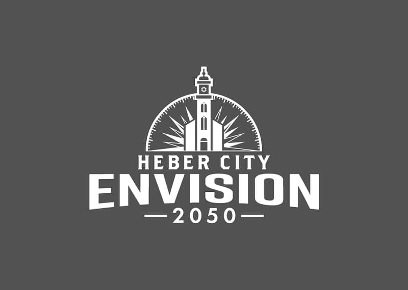 Envision Heber 2050 Logo Design, Web Design & Graphic Design