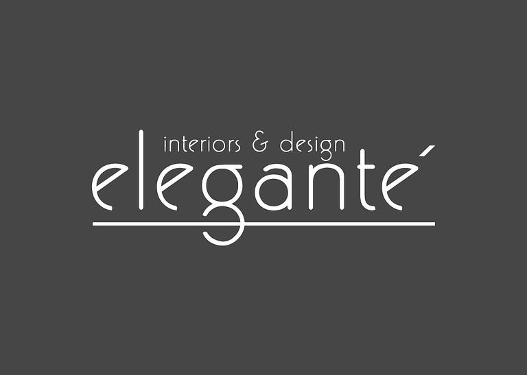 Elegante Interiors Web Design & Graphic Design